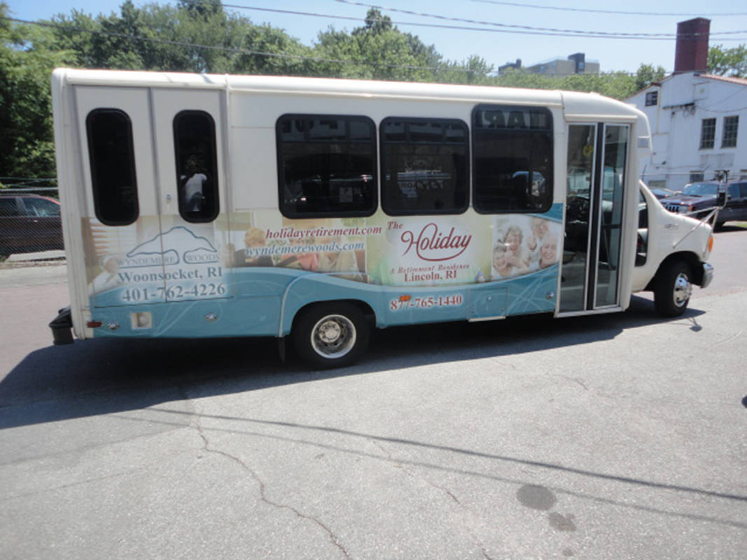 Bus Wraps and RV's